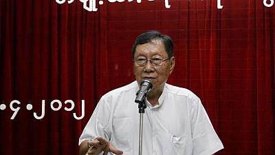 Jailed senior adviser to ousted Myanmar leader dies from COVID-19, party says