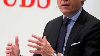"""الرئيس التنفيذي ليو.بي.إس يقول إن العملاء """"متفائلون أكثر من أي وقت مضى"""""""