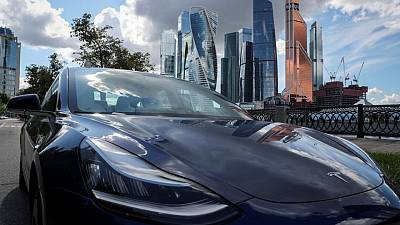 Moscow, capital of oil-rich Russia, targets electric car growth