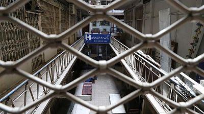 Iran orders week-long shutdown in Tehran amid fifth COVID wave