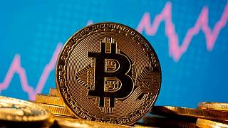 Bitcoin falls below $30,000 for first time in a month
