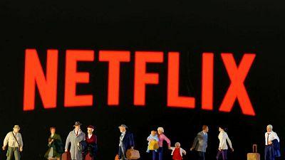 Netflix current-quarter forecast misses estimates, shares fall