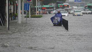 Heavy rainfall kills 12 in central China's Henan provincial capital -Xinhua