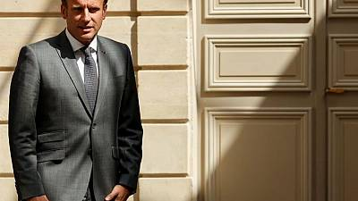 France's Macron targeted in project Pegasus spyware case - Le Monde