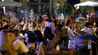 إيطاليا تسجل 3558 إصابة جديدة و10 وفيات بكورونا