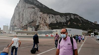 UK tells EU to think again over bloc's plan for Gibraltar talks
