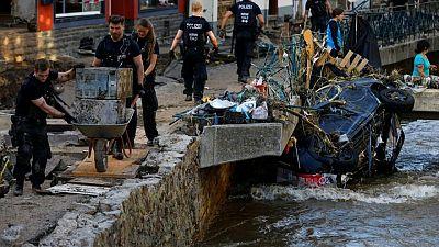German floods cause insured losses of over $1.2 billion -MSK