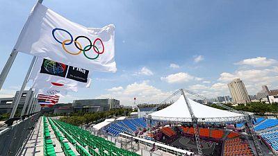Olympics-Tokyo kicks off Games amid COVID-19 fears