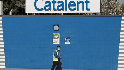 Catalent plans $100 million expansion at vaccine plant in Italy