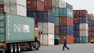 Las exportaciones japonesas se disparan gracias a la sólida demanda de EEUU y China