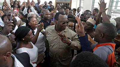 Tanzania arrests leader of main opposition party