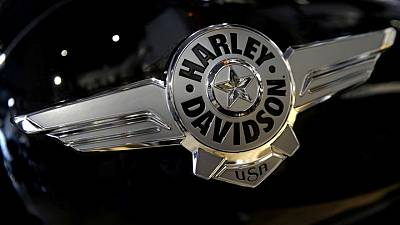 Harley posts profit for second straight quarter as sales rebound