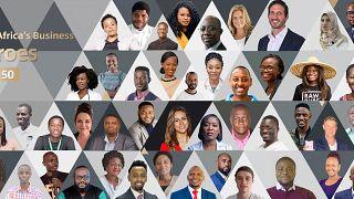 Les 50 finalistes du concours Africa's Business Heroes ont été Sélectionné