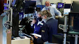 نتائج قوية ترفع الأسهم الأمريكية عند الفتح