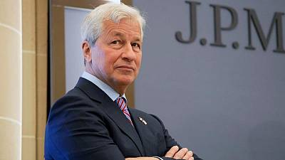 JPMorgan board gives CEO 1.5 million stock options to stick around