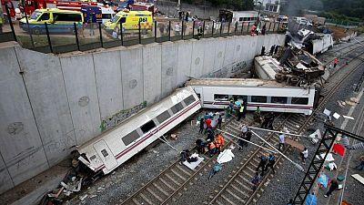 A juicio el maquinista del tren del peor accidente ferroviario de España en décadas