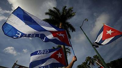 U.S. weighs sanctions on Cuban officials over reaction to protests -State Dept