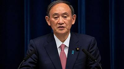 Japan PM Suga to meet with Pfizer CEO for early delivery of vaccine doses - media