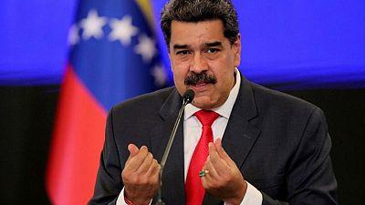 Venezuela's Maduro calls Vatican letter a 'compendium of hatred'