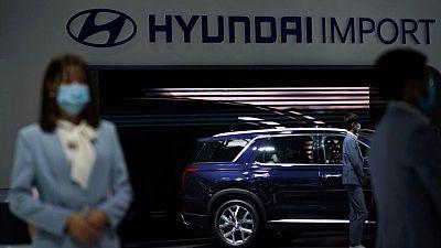 Hyundai Motor Q2 net profit soars, beats estimates