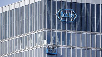 Roche keeps outlook as diagnostics power sales growth