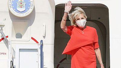 Jill Biden leads U.S. delegation to Tokyo Games amid pandemic fears