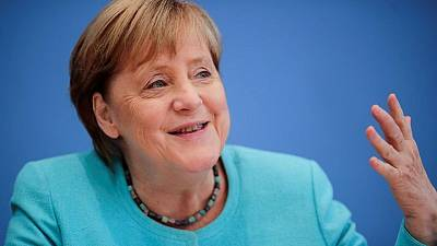 Preparing to bow out, Merkel too busy to think about life after office