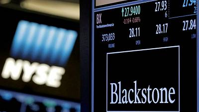 Blackstone doubles second quarter earnings on surging asset sales