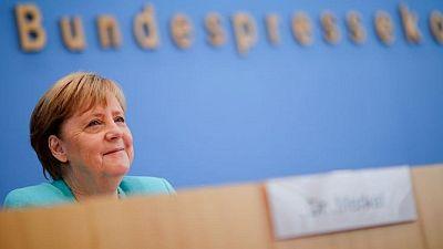 Merkel defends U.S. Nord Stream 2 deal as Ukraine cries foul