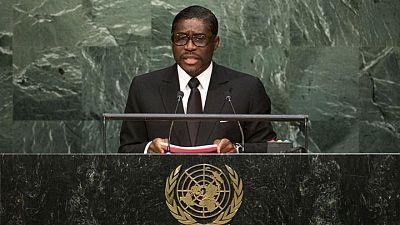 "UK sanctions Equatorial Guinea leader's son over ""lavish lifestyle"" spending"