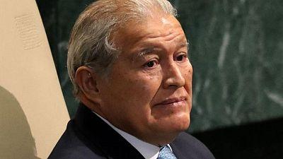 El Salvador has ordered arrest of ex-President Sanchez Ceren - Attorney General