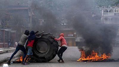Haiti president's hometown prepares for funeral as tension simmers