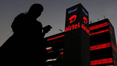Indian telecom firms fall as court dismisses plea on fee owed to government