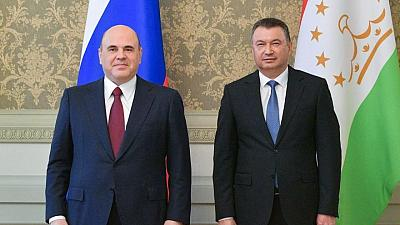 Rusia ayudará a Tayikistán a construir puesto de avanzada en la frontera afgana -informe