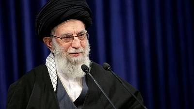 Iran's Khamenei says water crisis protesters cannot be blamed