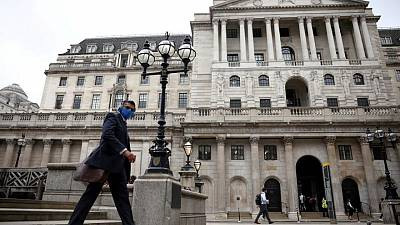 Bank of England to accept new green gilts in QE programme