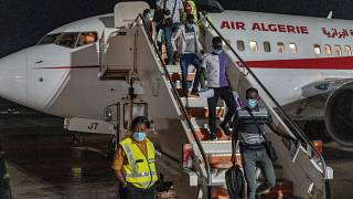 IOM Assists 113 West African Migrants to Return Home from Algeria