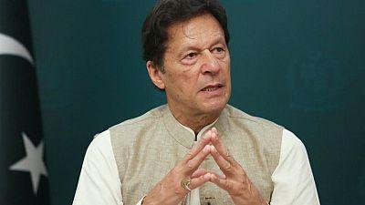 Pakistan seeks U.N. probe of India's use of Pegasus spyware
