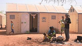 Record numbers forced to flee ongoing violence in Burkina Faso