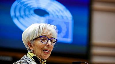 ECB's Lagarde promises continued support