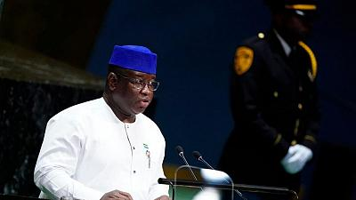 Sierra Leone parliament votes to abolish death penalty