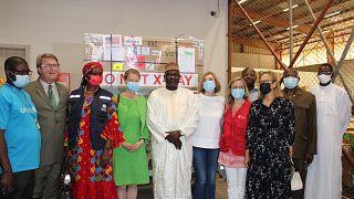 Coronavirus - Niger : Les États-Unis Font Don de 151.200 Vaccins Supplémentaires Anti-COVID-19 au Niger