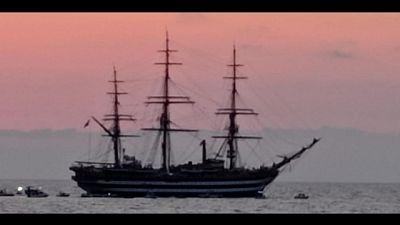 Prevista sosta a La Spezia per isolamento di 10 giorni