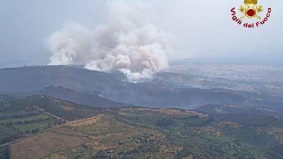 Nuova allerta alte temperature e ondata di calore in Sardegna