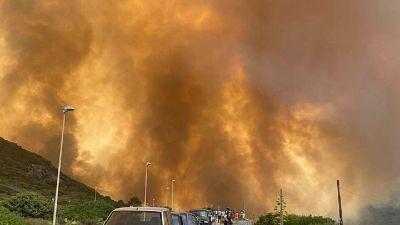 Muroni (Fondazione Mont'e Prama), si fugge dal fumo acre