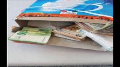 Dopo controlli Gdf su bagagli di due cittadini nigeriani