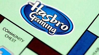 Toymaker Hasbro revenue beats as TV, film business rebounds