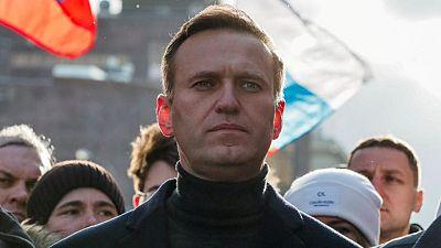 Russian regulator blocks Kremlin critic Navalny's website before election