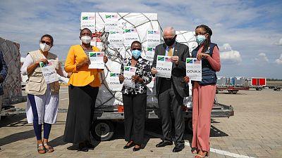 Coronavirus: The United Republic of Tanzania receives the first COVAX shipment
