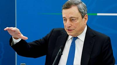 COVID-19 crisis has lead to food crisis, says Italy's Draghi